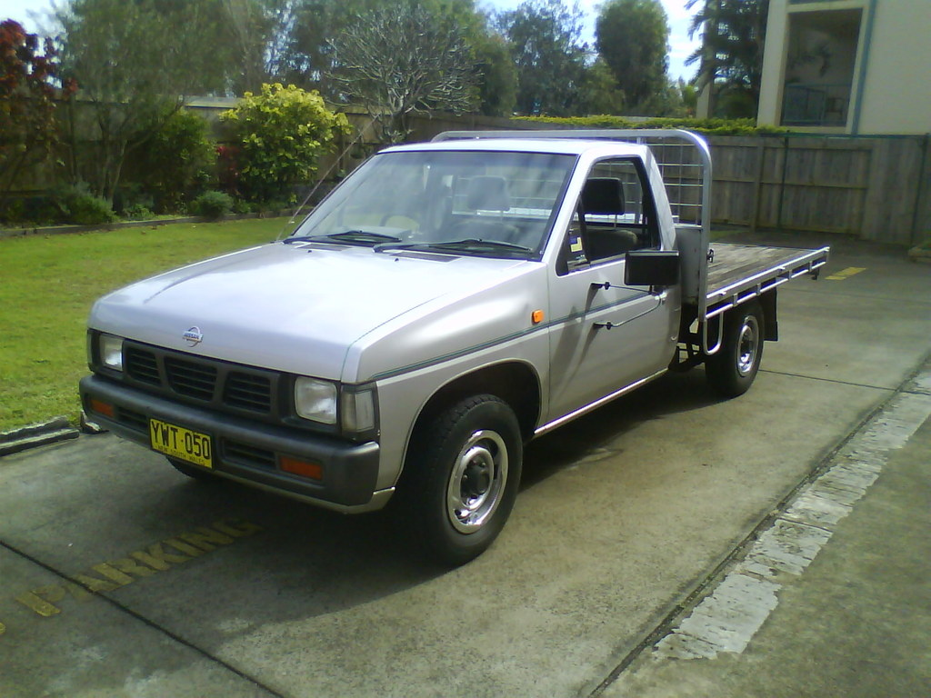 Thinking about going with a ute bed: 06 frontier ...  |Nissan Frontier Flat Bed