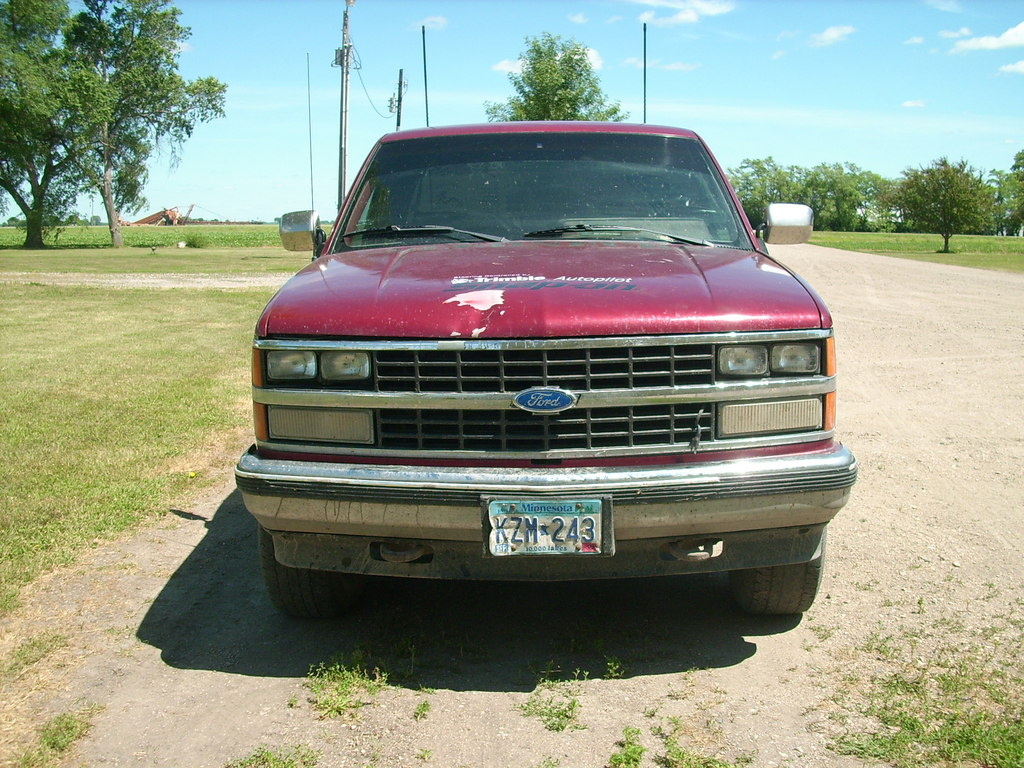 Another 1998f150_truck 1989 Chevrolet C/K Pick-Up post... - 13365390