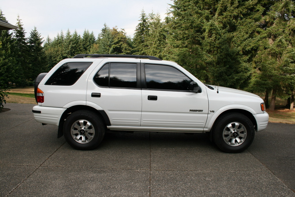 Rfunkplayer 2000 Honda Passport Specs Photos