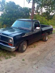 koniss 1988 Dodge Ram 1500 Regular Cab