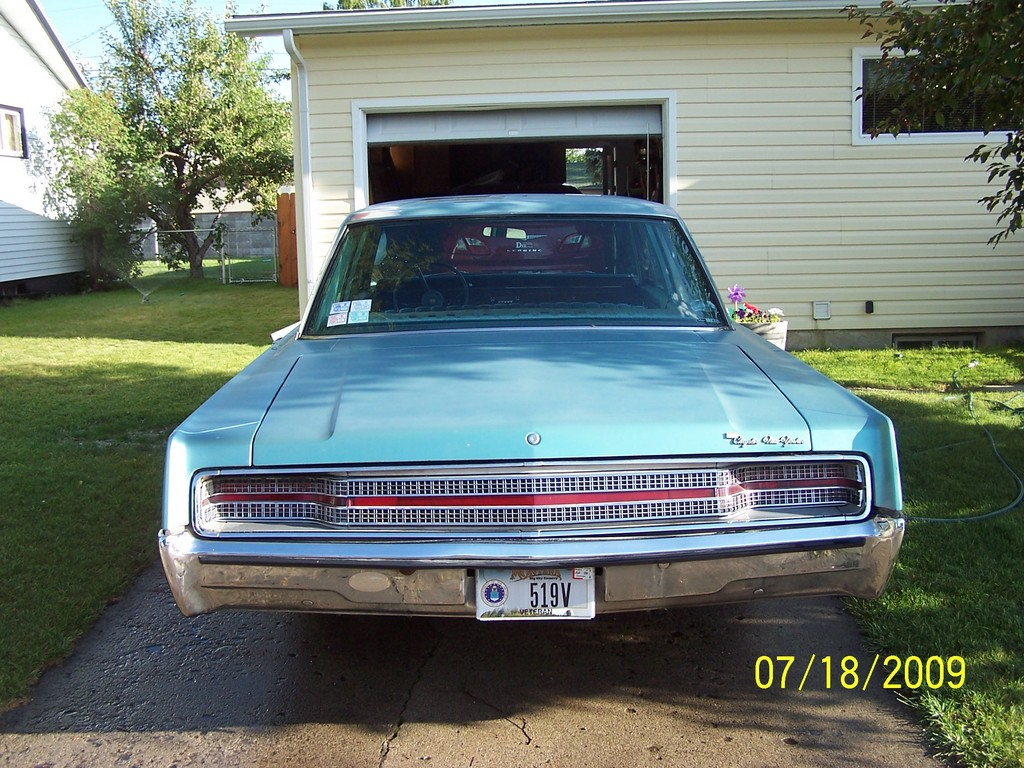 moparclassicfan 1968 Chrysler New Yorker 13365903