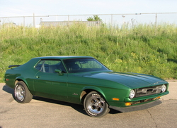 bjornlies 1972 Ford Mustang