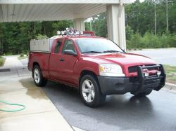 webeemoin 2008 Mitsubishi Raider Extended Cab