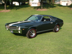 jackdks 1968 AMC AMX