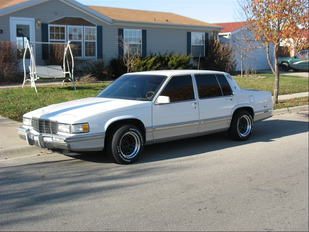 marquee93 39 s 1992 cadillac deville in columbus in. Cars Review. Best American Auto & Cars Review
