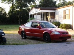 Luxxys 1997 Honda Civic