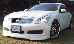 Gazims 2007 Infiniti G