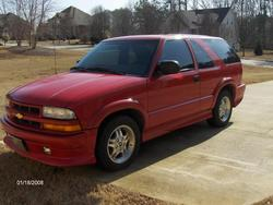 Incrediblyreal1s 2002 Chevrolet S10 Blazer