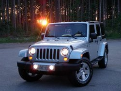 DanandDanielles 2009 Jeep Wrangler