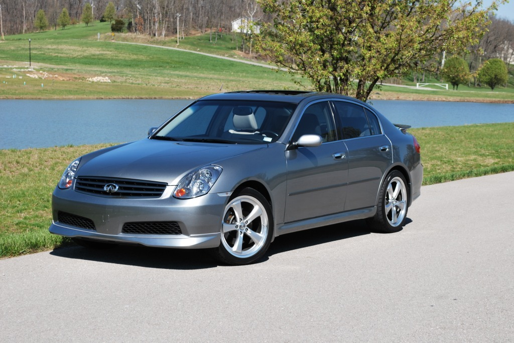 2005dgg35 2005 infiniti g specs photos modification info at cardomain. Black Bedroom Furniture Sets. Home Design Ideas