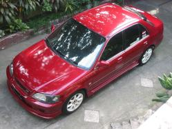 MADiSON_SS 2001 Honda City