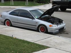 willcivics 1995 Honda Civic