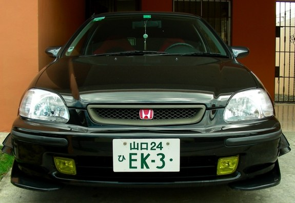 Kakata 1998 Honda Civic Specs Photos Modification Info