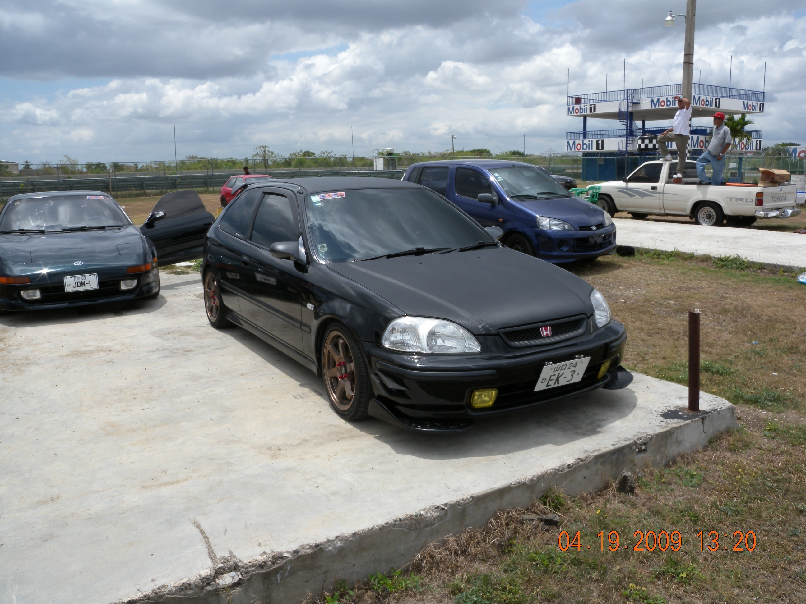 kakata 1998 Honda Civic 9570316