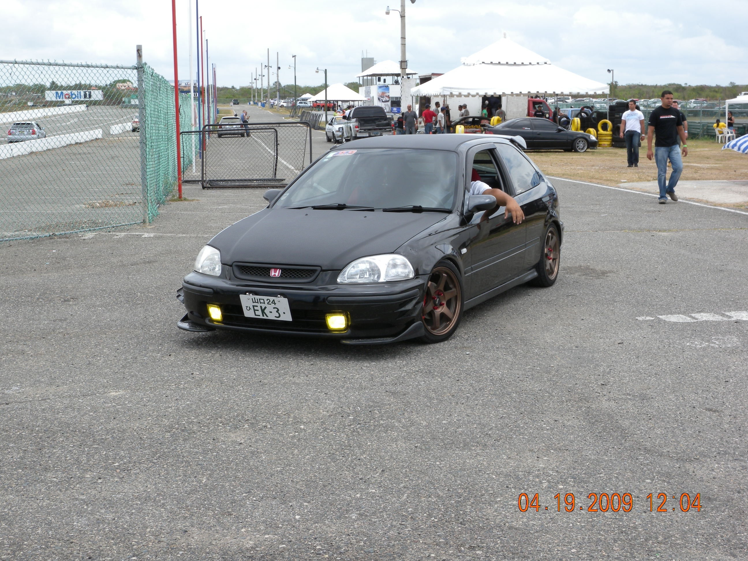 kakata 1998 Honda Civic 9570317