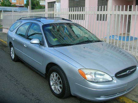 Another Wiwito 2001 Ford Taurus post... - 9568590