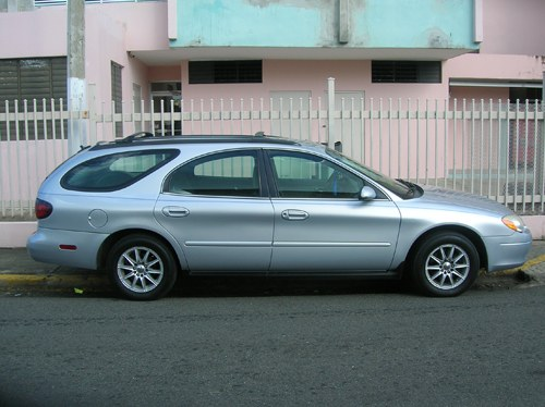 Another Wiwito 2001 Ford Taurus post... - 9568591