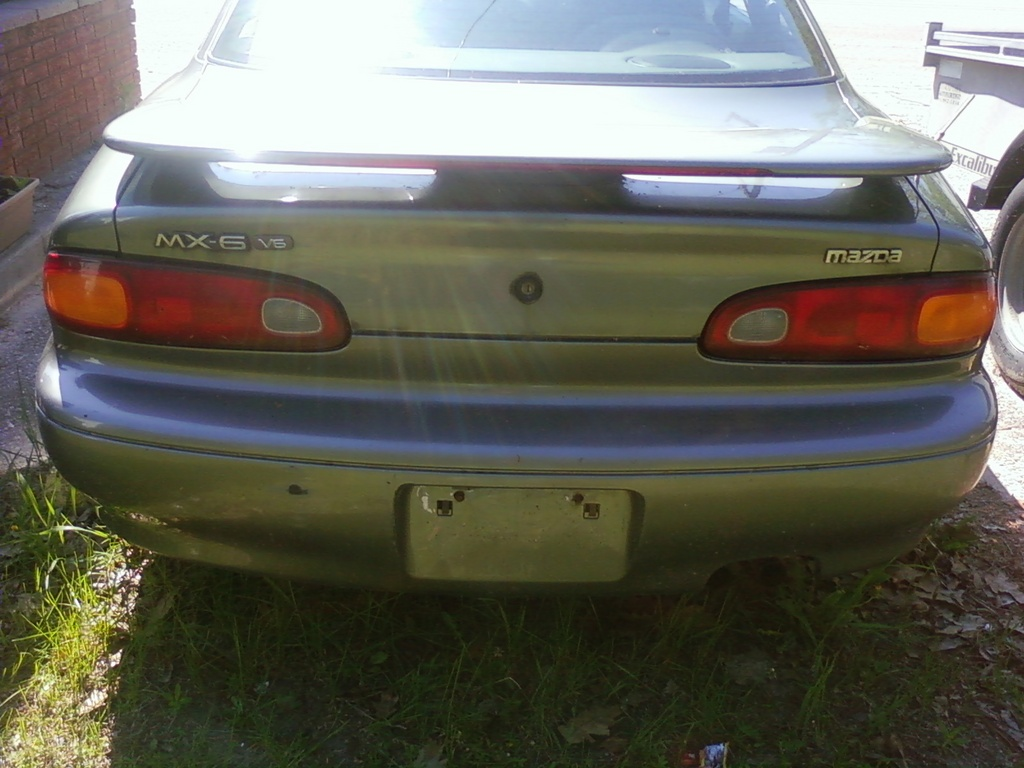 Another D-A-W-mazda-b22 1997 Mazda MX-6 post... - 13457633