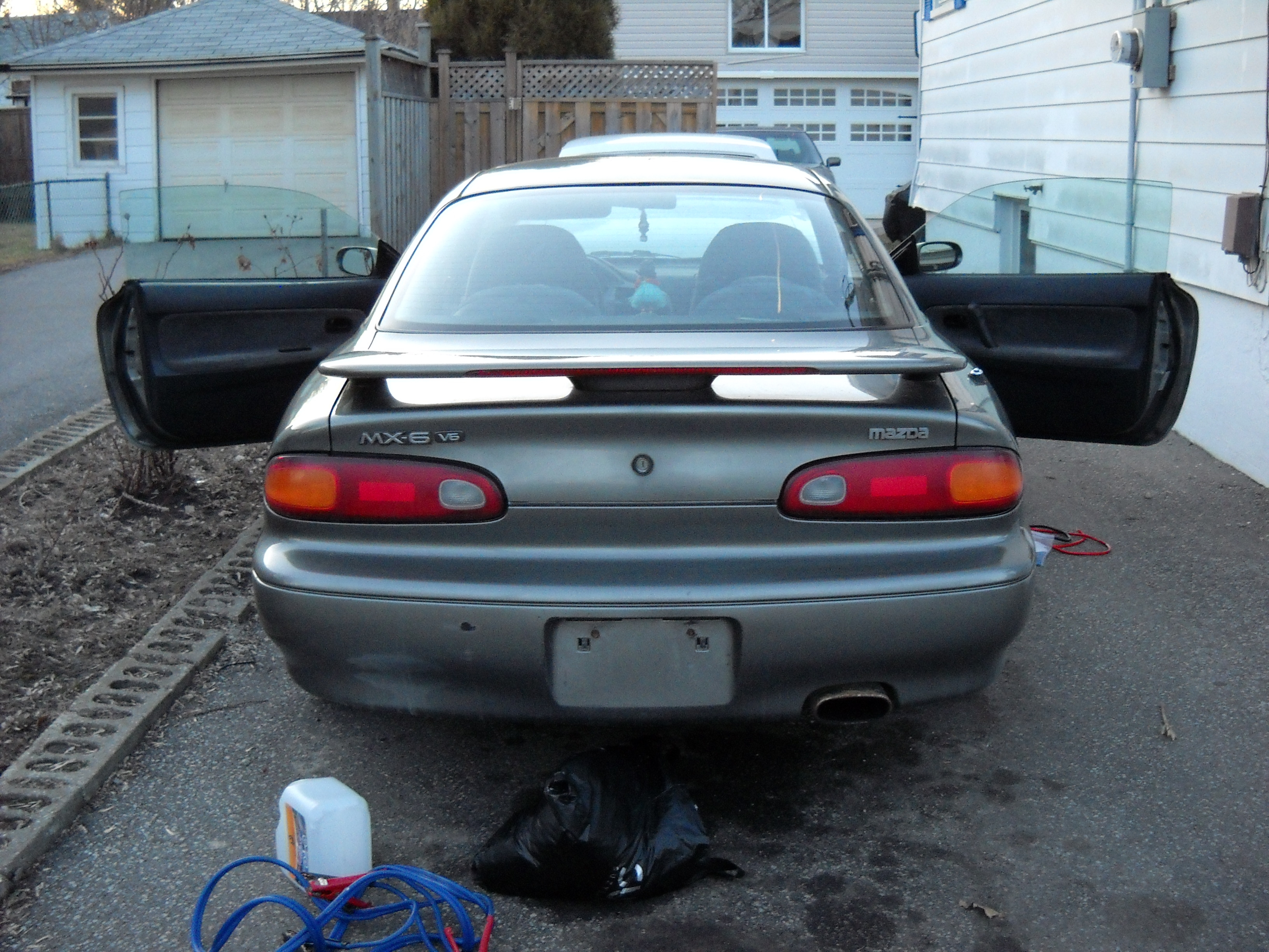 Another D-A-W-mazda-b22 1997 Mazda MX-6 post... - 13457645