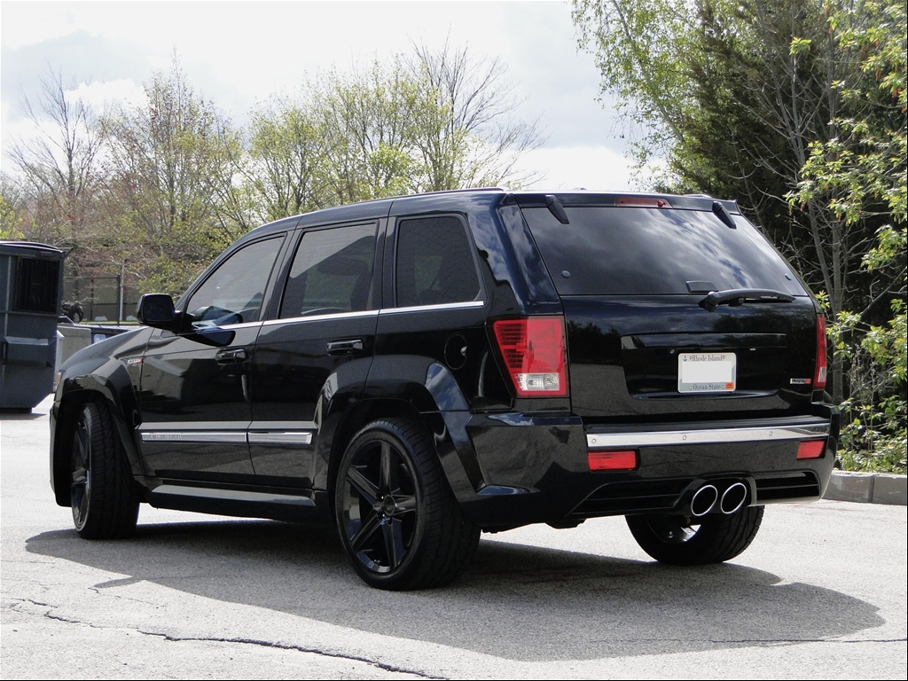 Jeep Srt8 Blacked Out ...