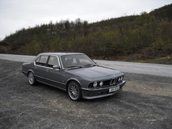BMW E23 745i Turbo
