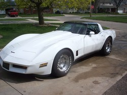 Newbuddy8914s 1980 Chevrolet Corvette