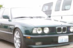 magkb24s 1991 BMW 5 Series