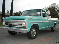350700R4 1969 Ford F150 Regular Cab