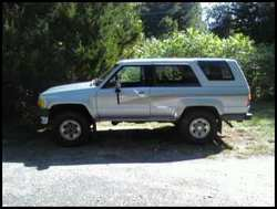 Bubbles37 1989 Toyota 4Runner