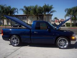 BlownSilverado 1999 Chevrolet Silverado 1500 Regular Cab