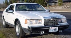 markvii789s 1986 Lincoln Mark VII