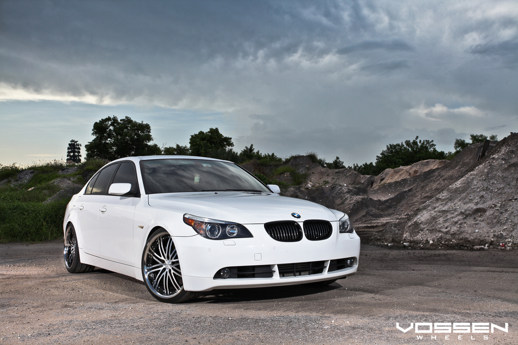 Vossen 2008 BMW 5 Series
