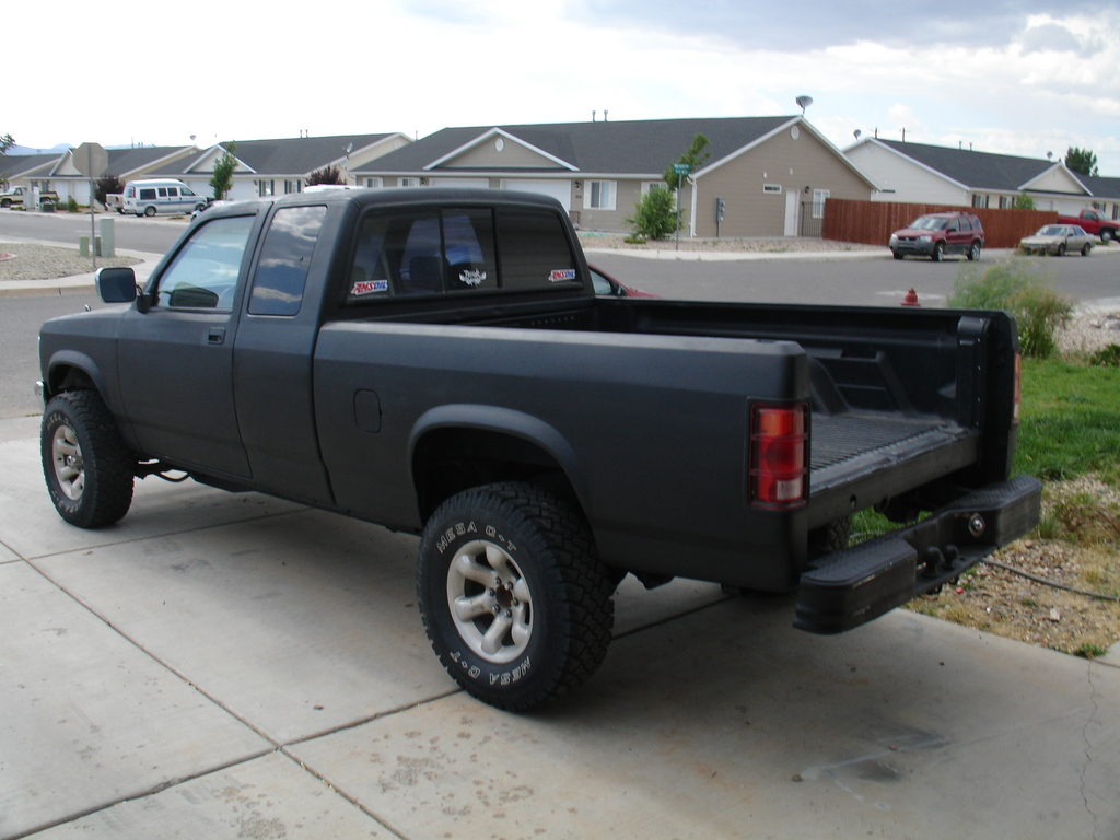 Bajkota 1995 Dodge Dakota Regular Cab Amp Chassis Specs