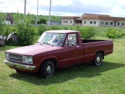 bstrang's 1982 Ford Courier