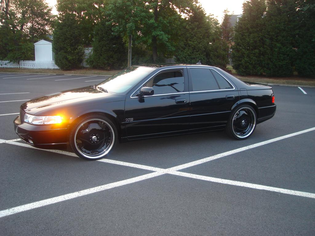 Mercedes Benz Of Alexandria >> Benny02STS 2002 Cadillac STS Specs, Photos, Modification Info at CarDomain