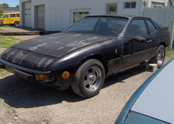 Dr_Groggs 1979 Porsche 924