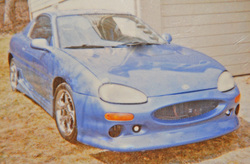 sponsoredrx7s 1993 Mazda MX-3