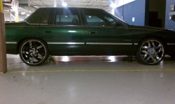 TheRealGator 1997 Cadillac DeVille