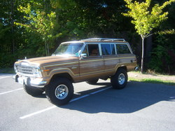 melophiliac 1986 Jeep Grand Wagoneer