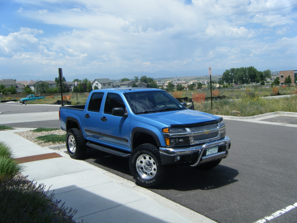tna1016 2007 chevrolet colorado regular cab specs, photos