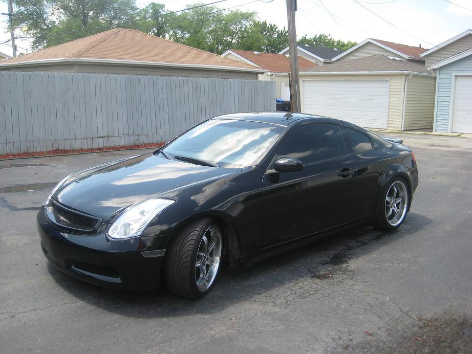g35crazydriver 39 s 2007 infiniti g in chicago il. Black Bedroom Furniture Sets. Home Design Ideas