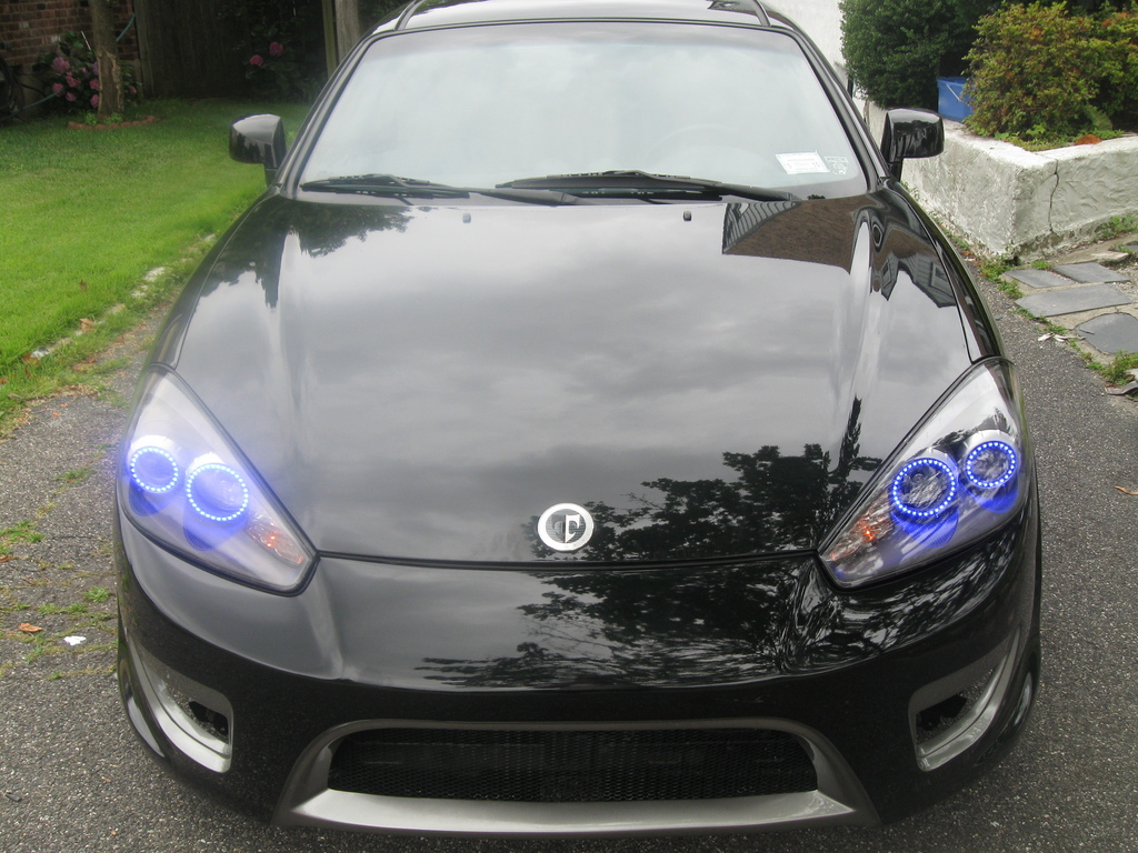 tritium 2008 hyundai tiburon specs photos modification. Black Bedroom Furniture Sets. Home Design Ideas