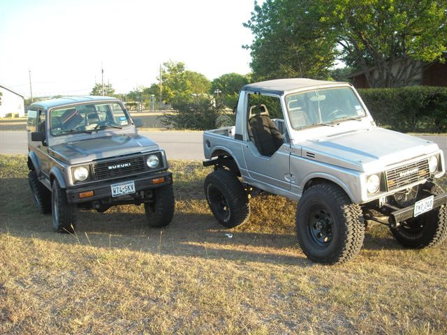 Another 4wdfactory 1988 Suzuki Samurai post... - 13378164