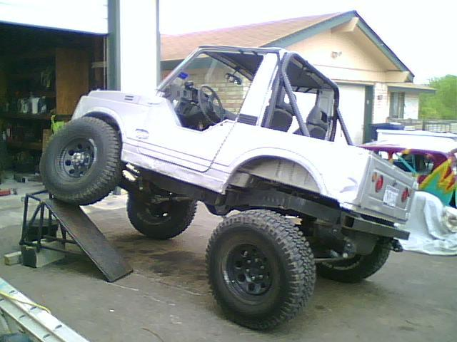 Another 4wdfactory 1988 Suzuki Samurai post... - 13378177