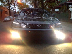 schases 1999 Lexus GS