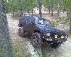 jbdevegas 1995 Nissan Pathfinder