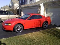 TheBigReeds 2002 Ford Mustang
