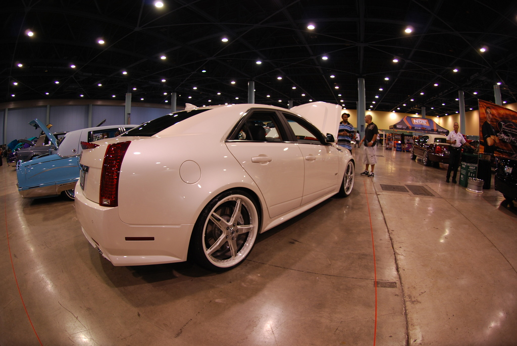 Another ASH77 2009 Cadillac CTS post... - 13379817