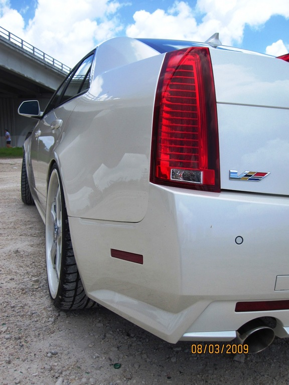 Another ASH77 2009 Cadillac CTS post... - 13379830