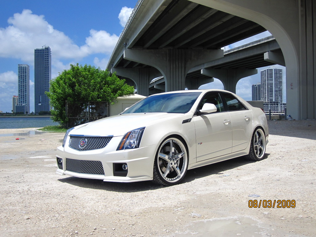 Another ASH77 2009 Cadillac CTS post... - 13379837